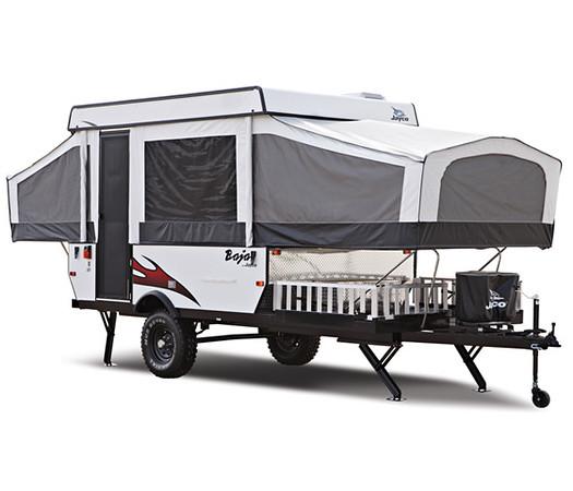 Jayco Baja 10Y pop-up trailer